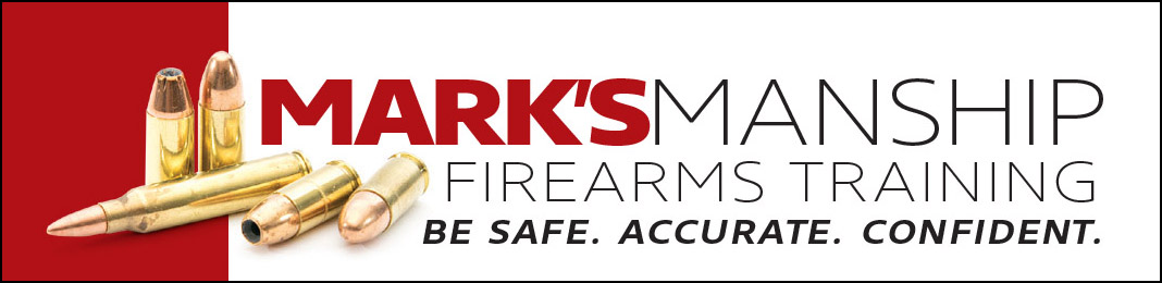 Marksmanship Firearms Training logo, cover image